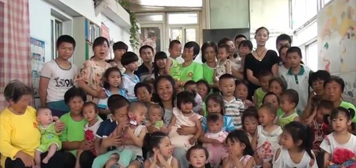 Hiinlanna Li Lijuan'i suur pere